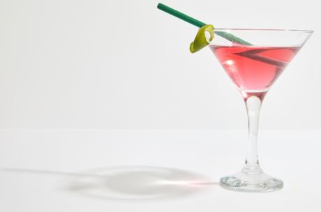 Eco Green Cocktail Paper Drinking Straw 146x5mm - Wholesale