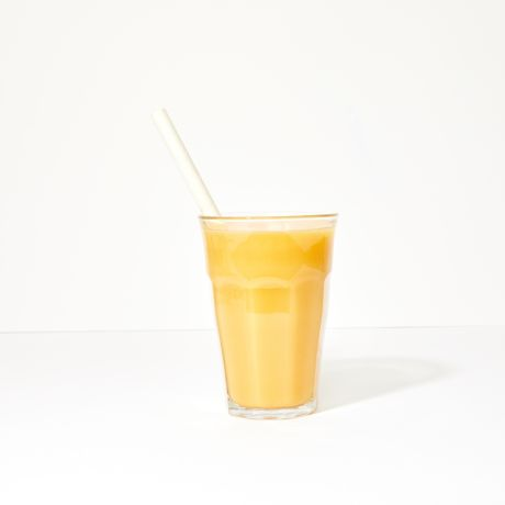 White Wide Paper Drinking Straw 200x10mm - Wholesale